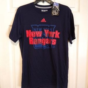 New York Rangers... Men's S/S Tee - Med. *NEW*